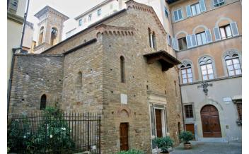 Church of Santi Apostoli, Florence