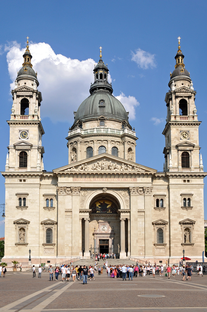 St. Stephen's Basilica, Budapest: All Year