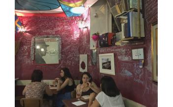 Un Caffè, Florence