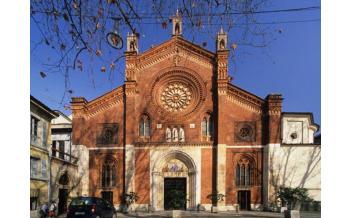 Iglesia de San Marcos, Milán
