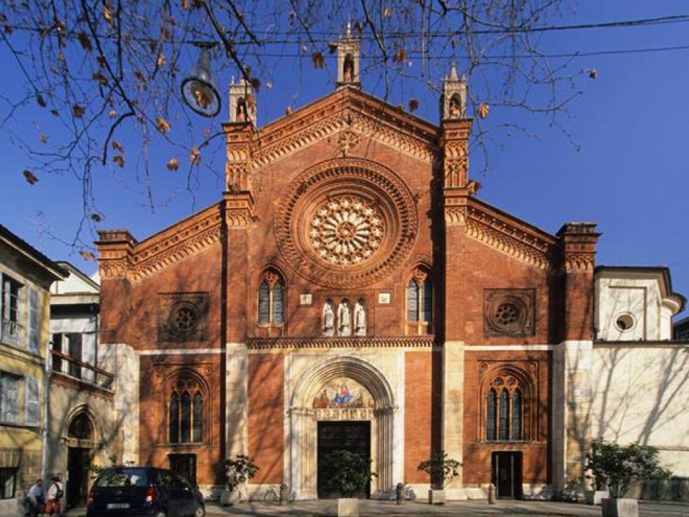Church of Saint Mark, Milan
