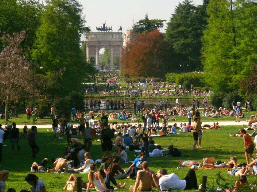 Sempione Park, Milan