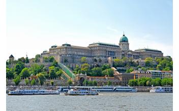 Buda Castle, Budapest: All Year
