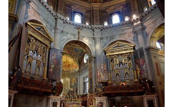 Iglesia de Santa María de la Pasión, Milán