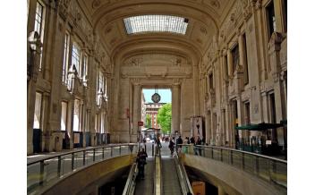 Stazione Centrale, Milan