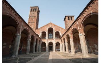 Basilica of Sant'Ambrogio, Milan