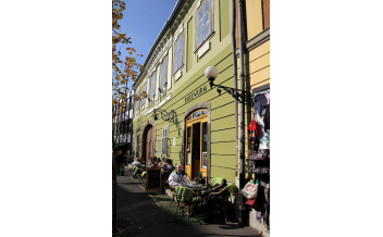 Cafe Ruszwurm Cukrászda, Budapest