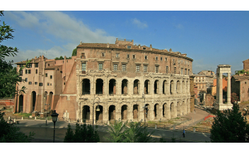 The Theatre of Marcellus, Rome: All Year