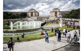 巴黎夏洛宫