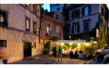 Trattoria Da Teo, Restaurant, Rome
