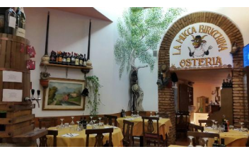 La Mucca Biricchina, Restaurant, Rome