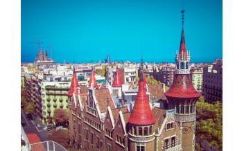 Casa de les Punxes, Barcellona: tutto l'anno