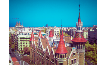 Casa de les Punxes, Barcelone: Toute l'année