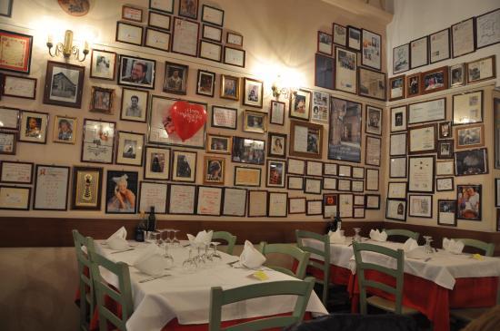 Trattoria Anna Maria, Restaurant, Bologna