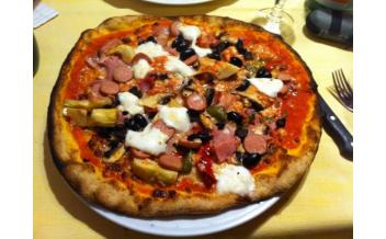Nicola's Pizzeria, Restaurant, Bologna