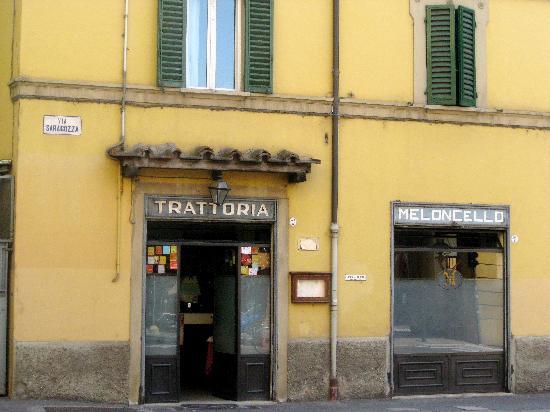 Trattoria Meloncello, Restaurant, Bologna