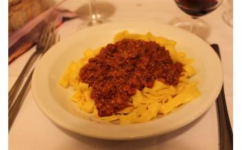 Trattoria Meloncello, Ресторан, Болонья
