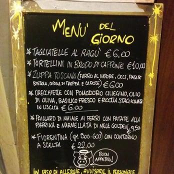 Osteria dell'Orsa, Restaurant, Bologna