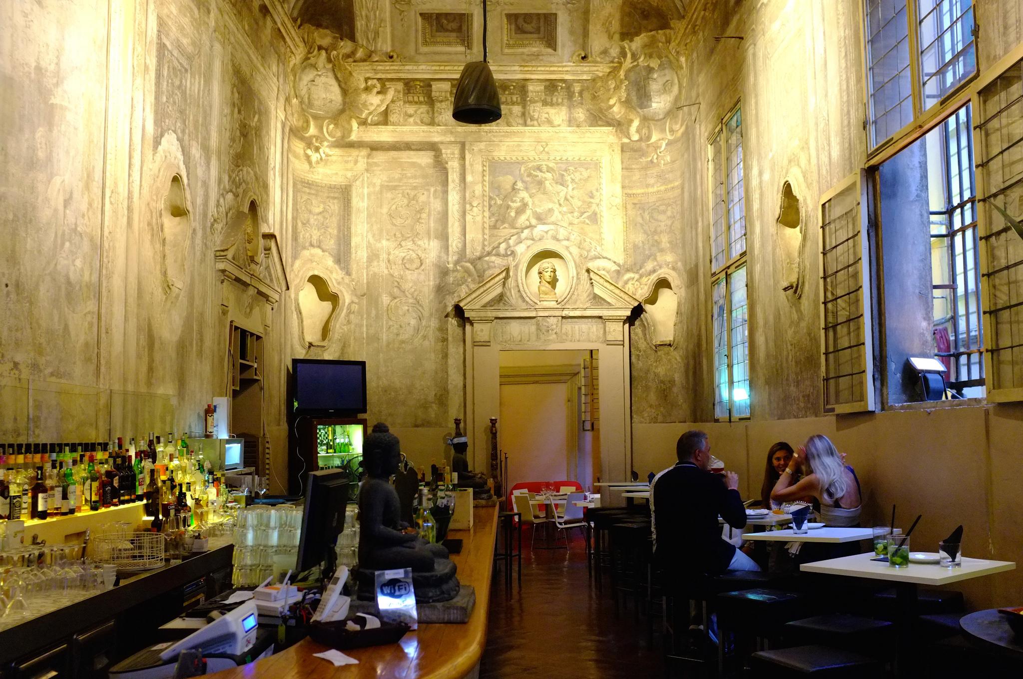 Le Stanze, Bar&Restaurant, Bologna