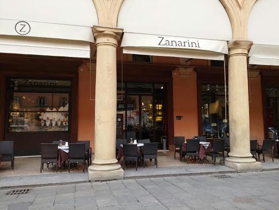 Zanarini, Bar, Bologna