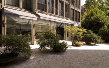 Corsia del Giardino, restaurant, Milan: all year