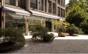 Corsia del Giardino, restaurant, Milan: all year