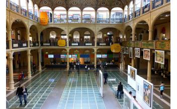 Bibliothèque Salaborsa, Bologne: toute l'année