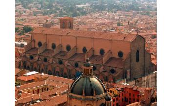 La basilique San Petronio, Bologne: toute l'année