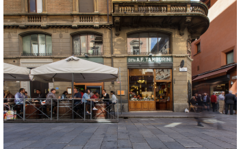 Tamburini, Deli & Restaurant, Bologna