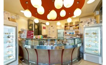 Cremeria Funivia, Ice-cream Parlour, Bologna