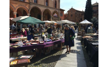 Mercato Antiquario, Bologna: All Year