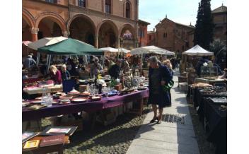 Mercato Antiquario, Bologne : toute l'année