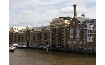 Butler's Wharf, London