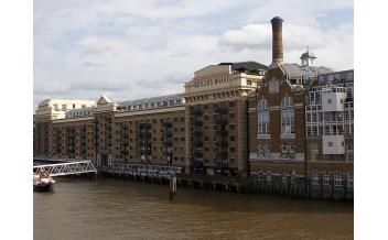 巴特勒码头,英国,伦敦