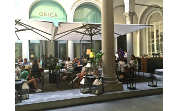 Obicà, Mozzarella Bar, Florence