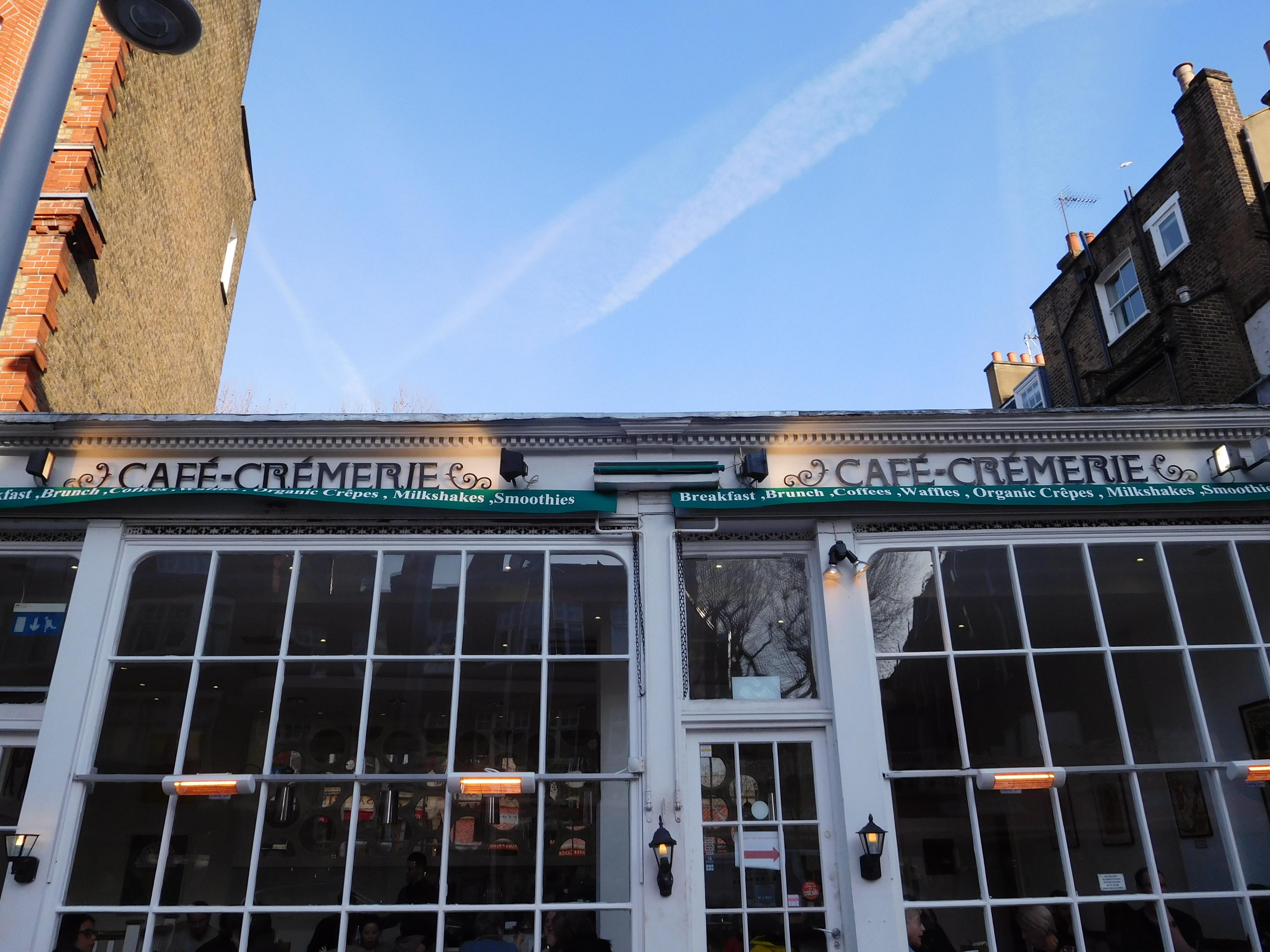 Kensington Crêperie, South Kensington, London