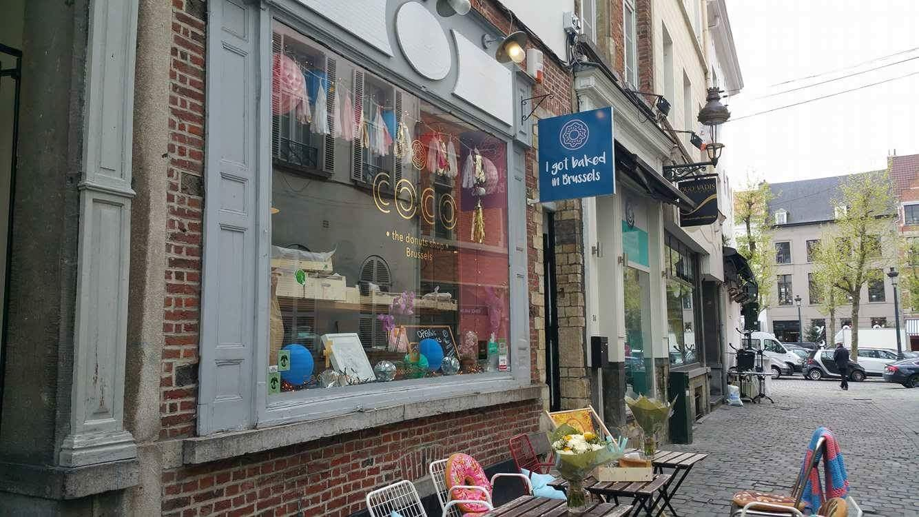Coco Donuts, Shop, Brussels