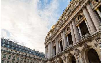 Midi musical: Joseph Haydn/Max Bruch, Palais Garnier, Paris: 24 June 2018