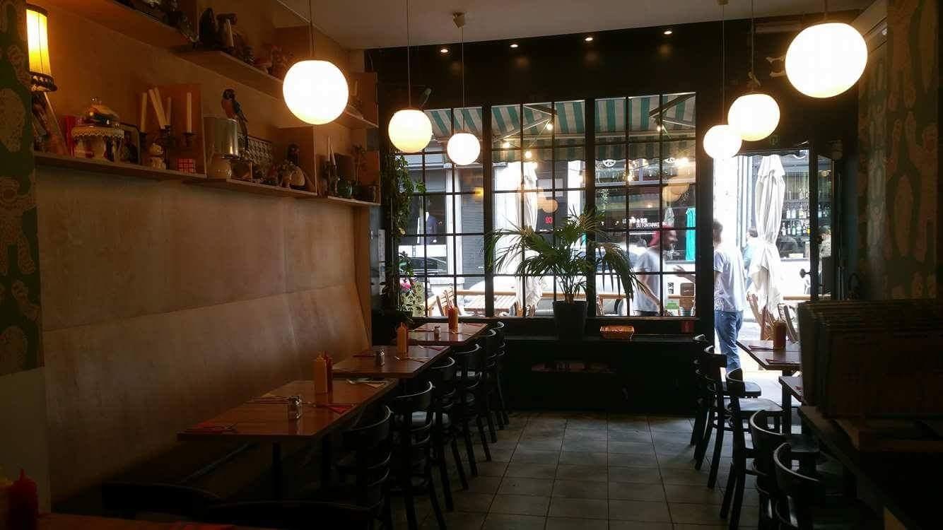 Rachel Bagels & Burgers, Brussels