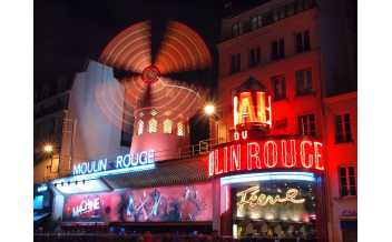 Moulin Rouge, Toulouse Lautrec Dinner and Show, Paris: All year