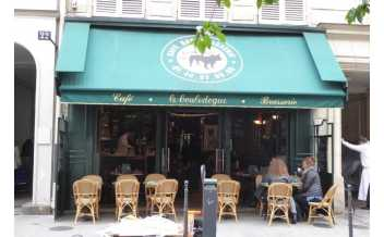 Le bouledogue, Restaurant, Paris