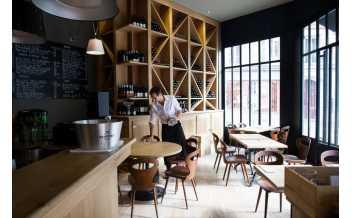 Pirouette, Restaurant, Paris