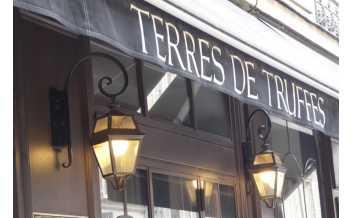Terre de Truffes, Restaurant, Paris