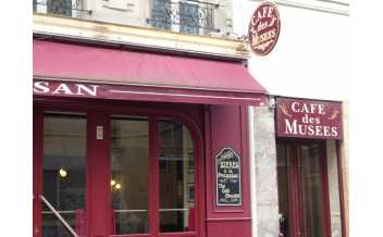 Café des Musées, Restaurant, Paris