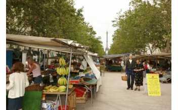 Saxe-Breteuil mercato, Parigi