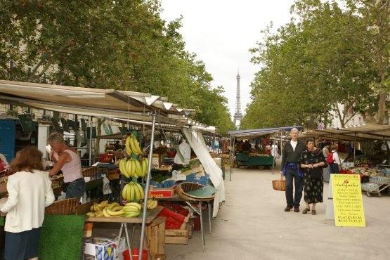 Saxe-Breteuil Market, Paris