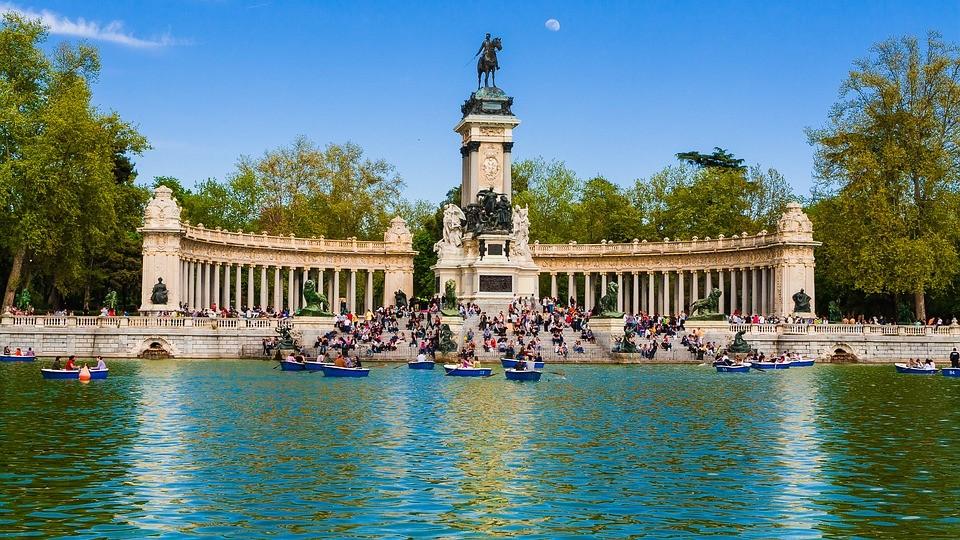 Buen Retiro Park, Madrid: All Year