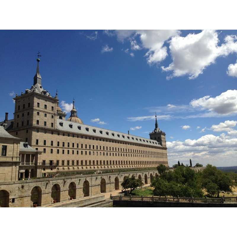 El Escorial Monastery and Palace review