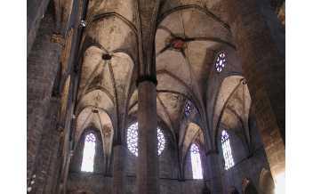 Santa María del Mar, Barcelona, lugar de interés, todo el año