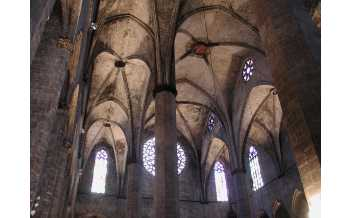 Santa María del Mar Church, Barcelona: All year
